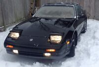 300 ZX 5 speed standard awesome Classic sports car