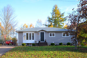 Large 3 bedroom Bungalow - 62 Irving, Riverview NB