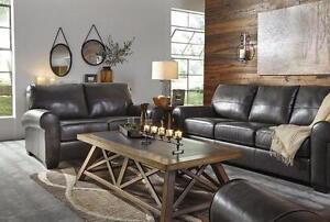 Grand opening sale. Real Leather sofa sets upto 40% Off