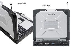Panasonic Toughbook CF30 MK3 250GB SSD Wifi Touchscreen Win7