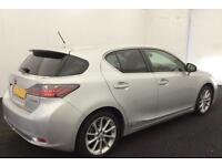 Lexus CT 200h 1.8 CVT 2012MY SE-L Premier FROM £45 PER WEEK!