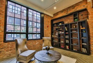 Turnkey Investment Loft W/ Parking & AAA Tenant - Now Available