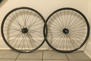 700 C - H PLUS SON Archetype - Fixed Gear Wheelset - Gray -