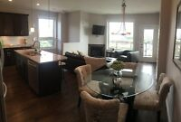 2 bedroom fully furnished condo for rent in Regina, SK
