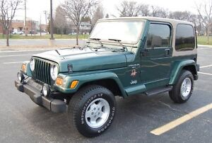 WANTED: Jeep TJ Project