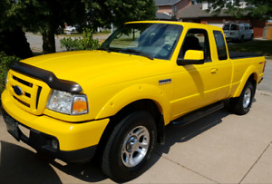 2007 Ford Ranger Sport Mint
