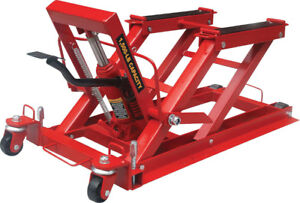 Motorcycle Jack - Torin Big Red