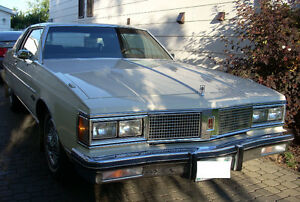 MINT 1983 Regency Ninety-Eight Oldsmobile for Sale