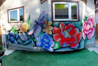 Artist -Custom; Murals, Painting, Portraits and much more!!
