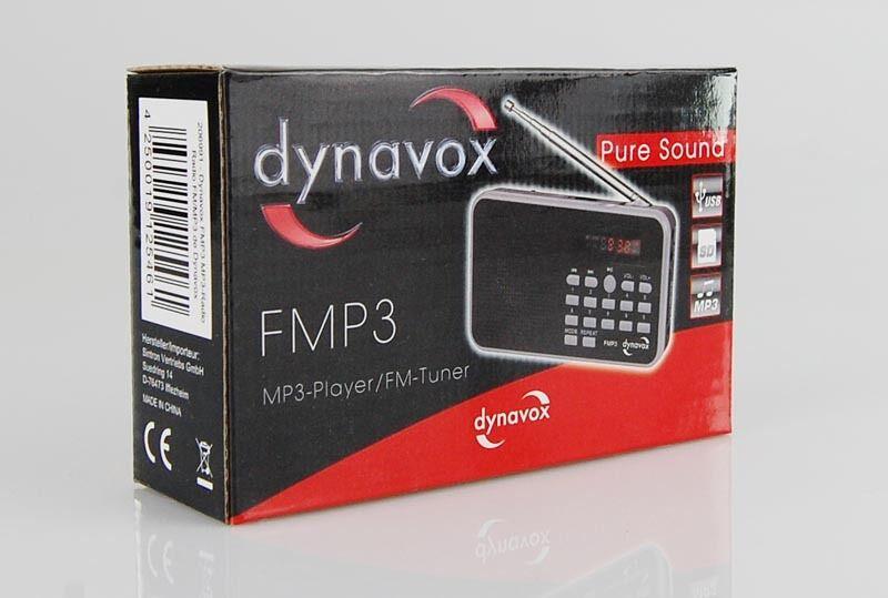 kleines radio mit mp3 und usb von dynavox badradio reiseradio f r unterwegs eur 21 90. Black Bedroom Furniture Sets. Home Design Ideas