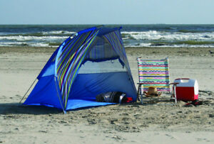 Texsport Calypso Quick Cabana Beach Sun Shelter Canopy Brand New