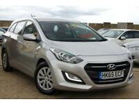 HYUNDAI I30 1.6 CRDI S BLUE DRIVE 1 OWNER FROM NEW + SERVICE HISTORY + MOT 2019