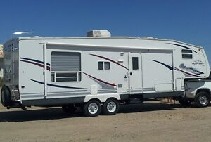 Jayco JayFlight 30.5 RLS 5th Wheel