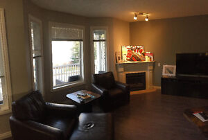 Extraordinary two-bedroom, open concept townhouse