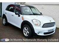 2013 13 MINI COUNTRYMAN 1.6 COOPER 5 DOOR 6-SPEED 122 BHP