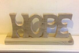 WOW!!! Carved words