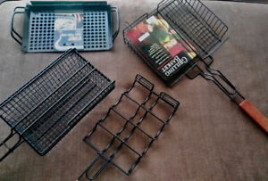 Brand New Grilling Basket and much more