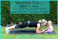 Bring Baby to Yoga - No sitter required!