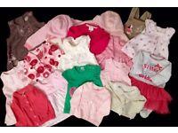 Newborn + girl bundle