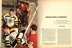 February 1958 Sport Magazine- includes story on Terry Sawchuk