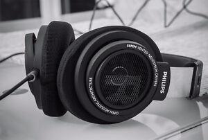 Écouteurs haute qualité Philips SHP9500 HiFi Headphones
