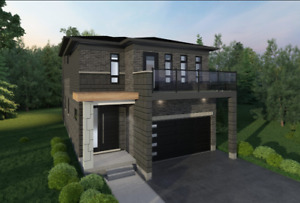 Stunning New Build WALKOUT Brookside Model in new subdivison