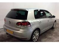 Volkswagen Golf 2.0TDI ( 140ps ) DSG 2012MY GT FROM £41 PER WEEK !