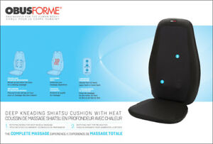 OrbusForme Massage Cushions and support + more - ALL BNIB
