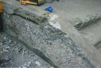 Restauration de béton et pavé-uni