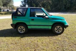 Wanted 1994-1995 geo tracker