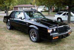1987 Buick Regal Doors
