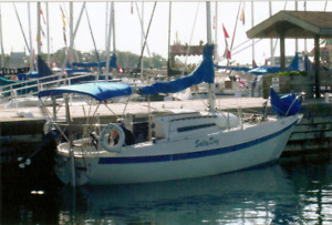Tanzer 26 Sailboat