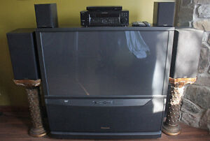 "53"" projection TV"