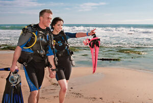 Learn to Scuba Dive & Receive Store Credit of $100.00