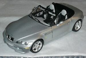 Diecast  BMW Z3 M Roadster (small defects)