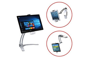 Tablet Wall Mount Counter Stand Under Cabinet iPad Air iPad Mini