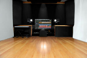 New studio in town seeking clients for recording and production