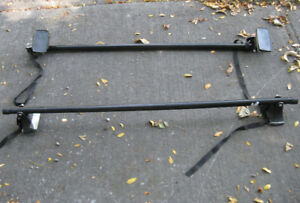 Roof Rack for vehicles with no rain gutters