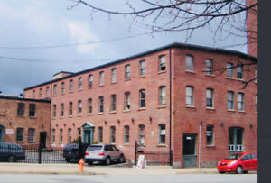 Unique office space in a historic property downtown Halifax