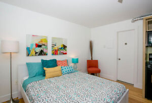 Furnished Bachelor - Available Jan 1 - April 30