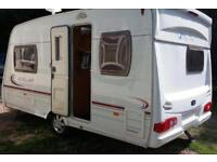☆ 2005/06 LUNAR STELLA 400/2 ☆ 2 BERTH TOURING CARAVAN ☆ IMMACULATE CONDITION ☆