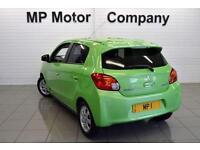 2014 64 MITSUBISHI MIRAGE 1.2 3 5D AUTO 79 BHP STOPSTART 5DR HB, 1 OWNER, 1500M
