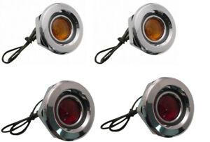 1968 PLYMOUTH, DODGE, SIDE MARKER LIGHTS