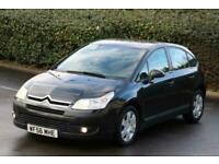 Citroen C4 1.6cc Petrol, Automatic gearbox, 5 Doors, 3x former keepers