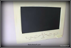 Shabby Chic Chalkboard  **Price lowered to $50.** Kitchener / Waterloo Kitchener Area image 3