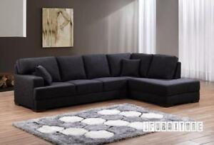 KARLTON L-SHAPE SECTIONAL SOFA