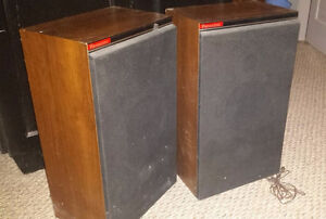 Pair of Vintage Panasonic speakers