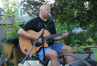 Live music will rock your summer party