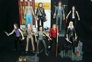BUFFY THE VAMPIRE SLAYER figures (lot of 9X)