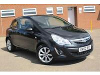 2012 62 Vauxhall Corsa 1.2i ( a/c ) Active 3 DOOR MANUAL PETROL